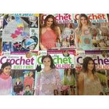 7 Revistas Tejidos Crochet Calado Disney Bebes Y Chicos Evia