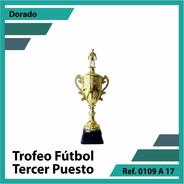 Trofeos De Futbol Tercer Puesto