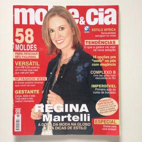 Revista Molde & Cia Regina Martelli N°08