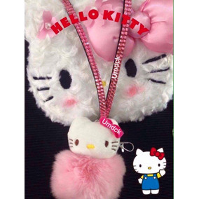 Hello Kitty Cinta Porta Gafete
