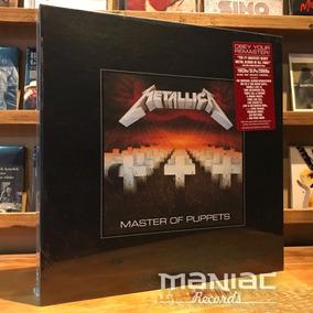 Metallica Master Of Puppets Box Set