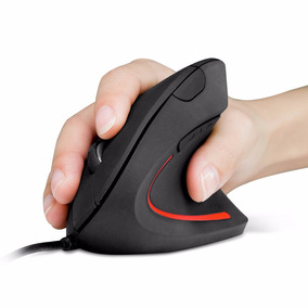 Mouse Ergonómico Vertical Anker - Usb Con Cable - Compujav