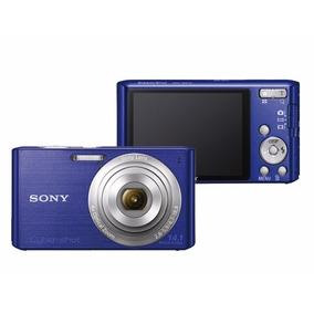 Cámara Sony W610 Nueva Azul