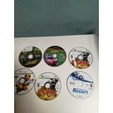 6 Discos Xbox 360 Wii Para Pulir