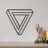 Quadro Decorativo Parede Símbolos Símbolo 11 30cm