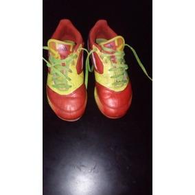 Zapatos De Futbol Talla 26 De Niño - Zapatos Deportivos Naranja en ... 0769b927485ac