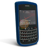 Nuevo Oem Blackberry Tour 9630 Bold 9650 Blue Skin