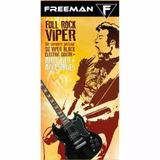 Guitarra Eléctrica Pack Full Viper Sg Freeman (envío Gratis)