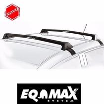 Rack Teto Onix 2012 Até 2014 Eqmax New Wave Preto
