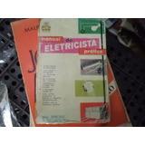 Livro Manual Do Eletricista Prático Dirceu Rodrigues