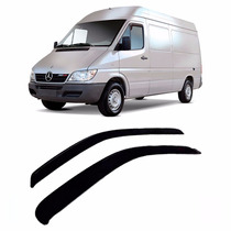 Calha Defletor Chuva Renault Master 02/15 Iveco Daily 08/15
