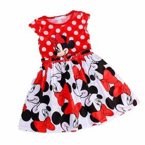 Vestido Minnie Talla 5 Disponible