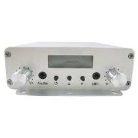 Transmisor De Radio Fm De 20 Watts Kit Con Antena Original