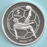 Moeda Da Copa Brasil Fifa 2014 - Fuleco ( Mascote)