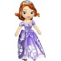 Disney Peluche Princesa Sofia, 20cm