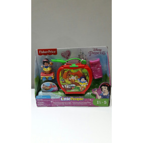 Blanca Nieves Manzana Mágica Little People Fisher Price