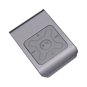Sylvania Reproductor Mp3 Clip De 1 Gb (plata)