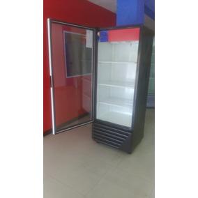 Refrigerador Comercial De 1 Puerta Digital Color Blanco