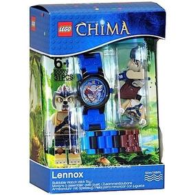 Lego Leyendas De Chima Lennox Reloj Con Mini Figura