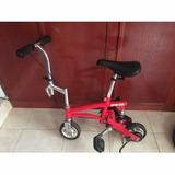 Bicicleta De Circo (tamaño Mini)