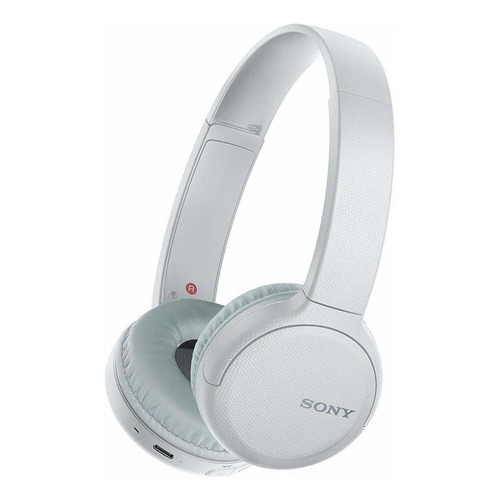 Fone de ouvido sem fio Sony WH-CH510 white