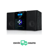 Microcomponente Bluetooth 400w Noblex Mm43bt Envío Gratis