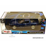 Maisto - Chevrolet Corvette Coupé C6 ( /18 Escala Carro Mod