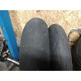 Juego De Bridgestone R10 Usadas En El Autodromo