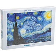 Rompecabezas 1000 Piezas Van Gogh Starry Night