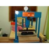 Projeto Maquina Fabricar Chinelo Frete Grátis K