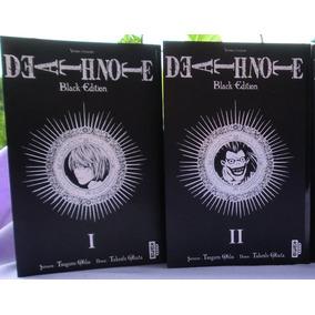 Death Note - Black Edition Volume 1 E 2 (juntos)