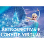 Retrospectiva Animada + Convite Virtual Animado Top