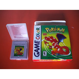 Pokemon Red Gameboy Color