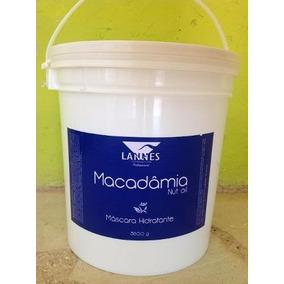 Máscara Macadamia Lannes 3,6 Kg
