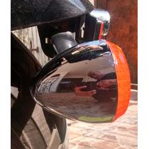 Direccionales Traseras Para Honda Vtx-shadow-vstar Tipo Bala