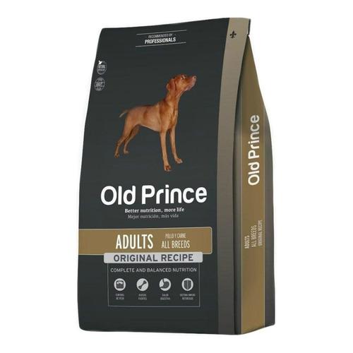 Alimento Old Prince Original Recipe para perro adulto  todos los tamaños sabor  mix en  bolsa de 7.5kg