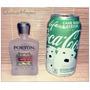 Pisco Portón + Coca Cola Life