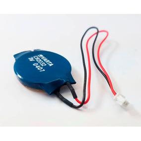 Bateria Cr2032 Cmos Setup Bios Placa Mãe Notebook 2 Pinos
