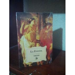 Virgilio. Eneida. Editores Mexicanos Unidos. Libro Nuevo.
