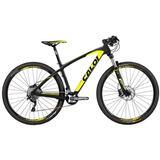 Bicicleta Caloi Elite Carbon Sport 2018