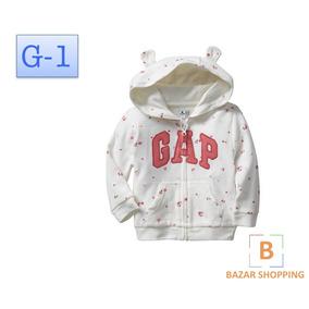 Moletom Gap Criança Infantil Bebê Original - 3m A 24m