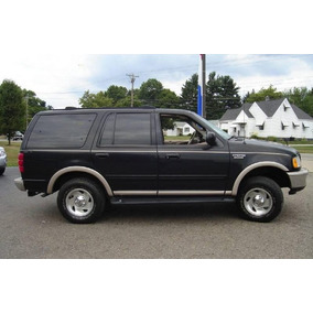 Ford Expedition 5.4 Eddie Bauer Piel 4x4 1998