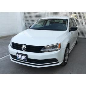 Volkswagen Jetta 2.0 L4 At