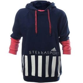 Sudadera Larga Con Gorro Stellasport Mujer adidas Ap6142