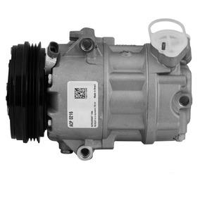 Compressor Do Ar Condicionado Fox Gol Saveiro 5u0820803j