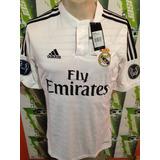 Jersey adidas Real Madrid 100% Original 2014-2015 Champions