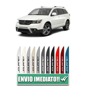 Friso Lateral Para Dodge Journey