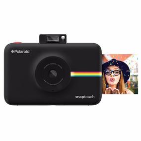 Cámara Instantánea Polaroid Snap Touch Black - Dist. Aut.