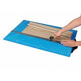 Tapete Autorreparable Para Cortes En Color Azul De 60x90 Cm