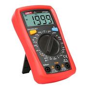 Multímetro Tester Digital Unit Ut33d+ Con Ncv Y Backlight
